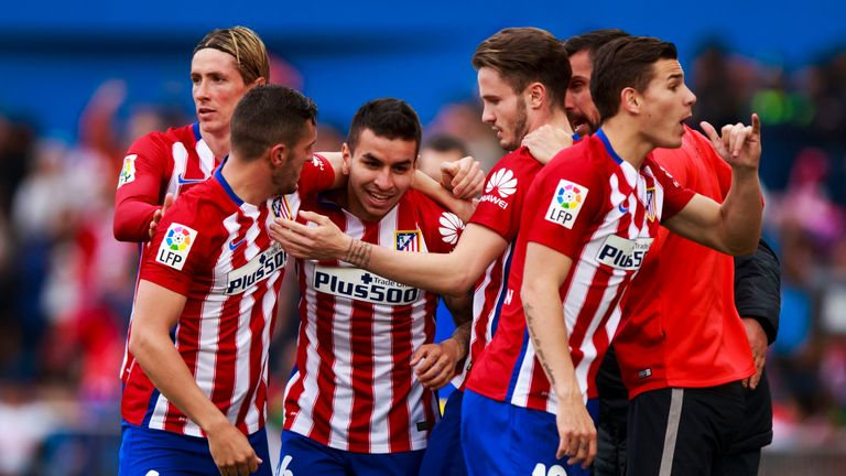 Match preview a madrid vs bay munich 27 apr 2016 atletico madrid are currently joint top of la liga and can do the double voltagebd Image collections