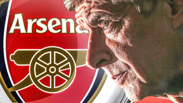 Wenger's evolution of his side over the past decade has come under scrutiny