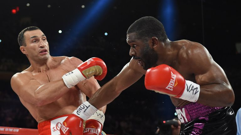 Bryant Jennings pushed Wladimir Klitschko in a point defeat