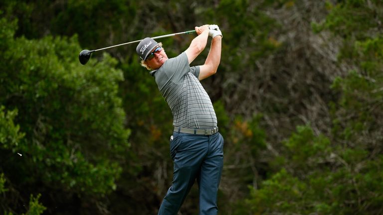 Charley Hoffman clinched his fourth PGA Tour title after a composed final-round 70