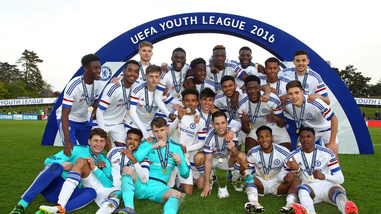 u19 youth league