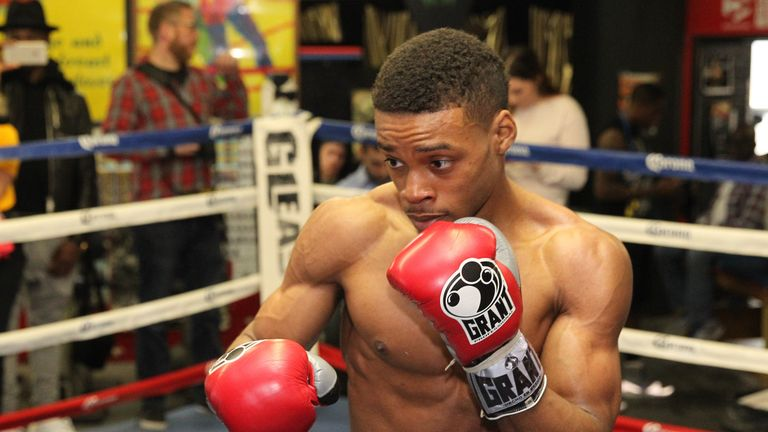 Errol Spence is a welterweight bound for greatness