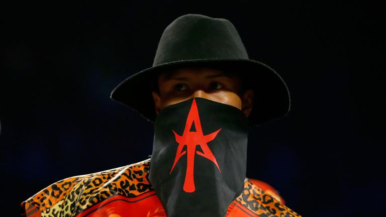 'El Bandito' Francisco Vargas hopes victory over Smith will return him to a world title challenge