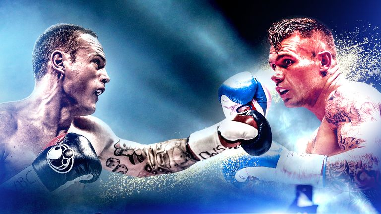 George Groves will take on Martin Murray on June 25