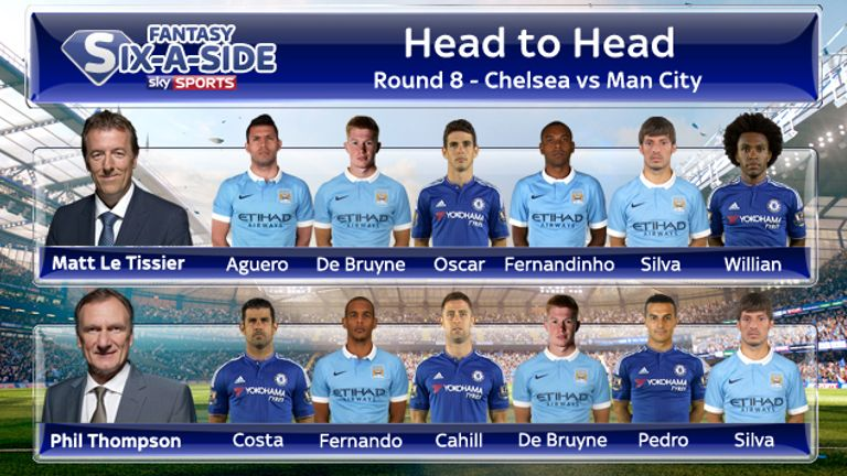 Thommo takes on Le Tiss in this week's Sky Sports Fantasy ...