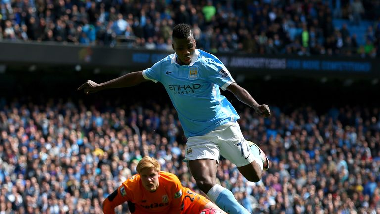Iheanacho's composure was impressive as he slotted home against Stoke