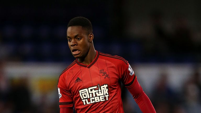 Highly-rated Jonathan Leko could be set for more West Brom chances