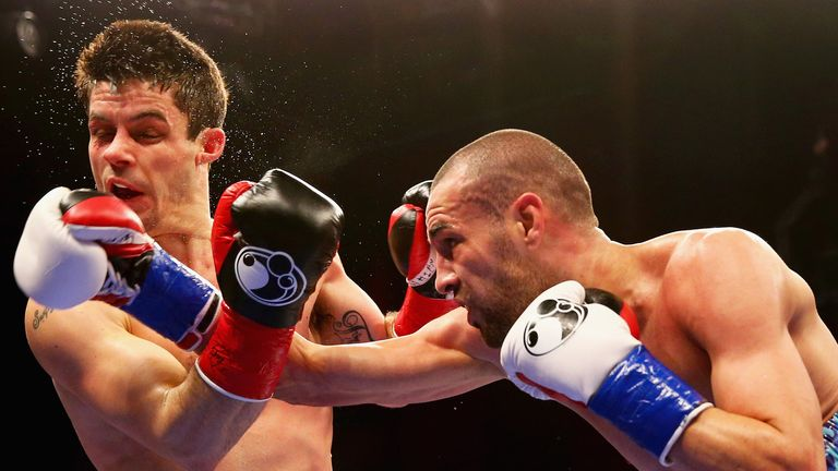Pedraza claimed a unanimous verdict over Stephen Smith in America in April