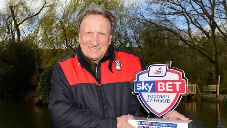 Rotherham United will miss former manager Neil Warnock, says Ollie