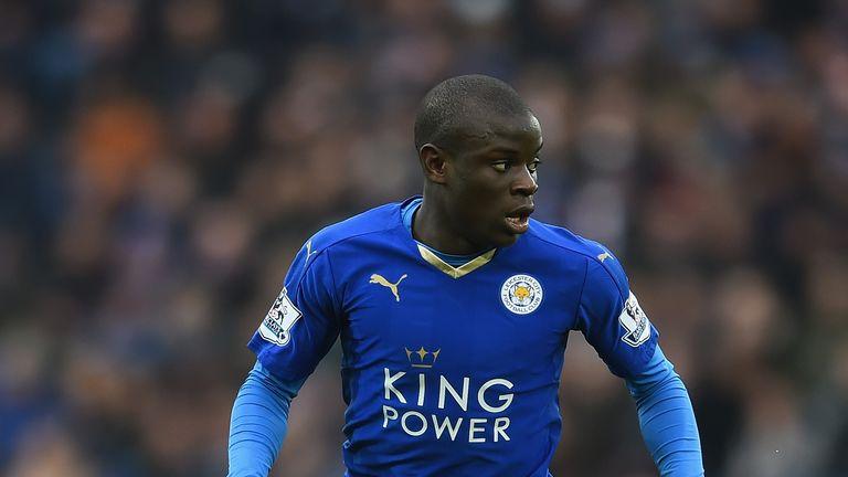 N'Golo Kante muốn gắn bó với Leicester - Cầu Thủ
