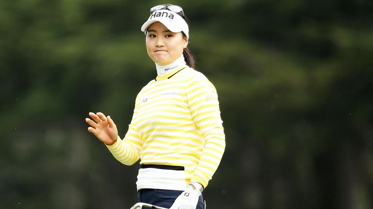 Ryu So-yeon has made a bright start in San Francisco