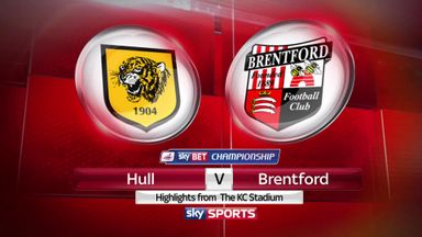 Hull City 2-0 Brentford