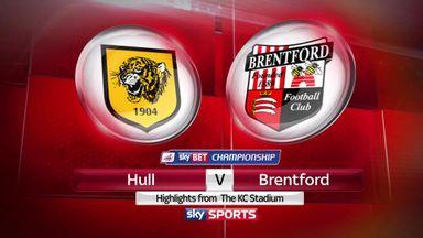 Hull City 2-0 Brentford