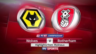 Wolves 0-0 Rotherham