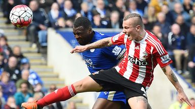 Southampton have only won one of their seven league trips to the King Power Stadium