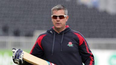 Lancashire head coach Ashley Giles is heading back to Warwickshire