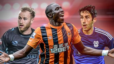 Football League blog graphic