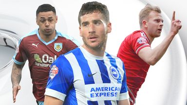 Burnley, Brighton and Middlesbrough are all in action