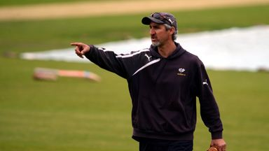 Jason Gillespie has denied speculation linking him with a return to Australia
