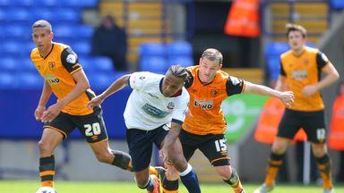 Neil Danns: Bury deal signed