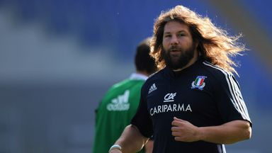 Martin Castrogiovanni was suspended by Racing 92