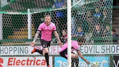 Nicky Adams: Helped Northampton win Sky Bet League 2 this season