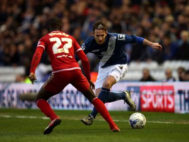 Jonathan Grounds: Could miss out for Birmingham