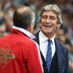 Manuel Pellegrini says goodbye to Man City as he hands over to Pep Guardiola | Football News | Sky Sports
