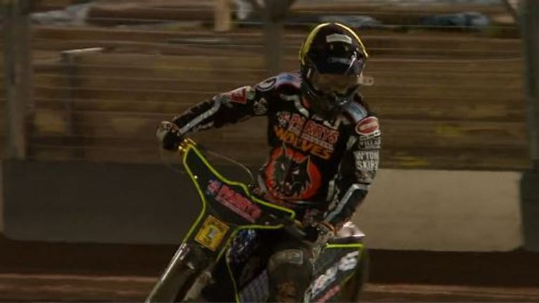 Freddie Lindgren led Wolverhampton Wolves to the Elite League title this year