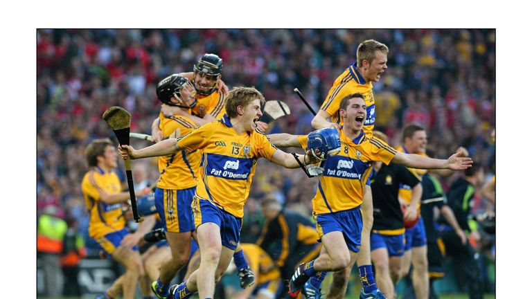 Clare finished as 2013 All Ireland Champions