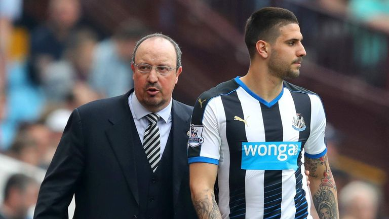 Newcastle were held to a goalless draw by Aston Villa