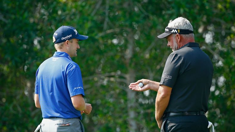 Clarke confirmed he had asked Knox to play in the Wyndham Championship