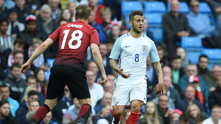 Wilshere is hoping to be one of Roy Hodgson's final 23 for Euro 2016