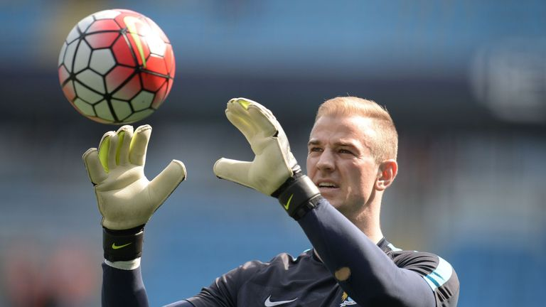 Wenger tracked Joe Hart while he was on loan at Birmingham