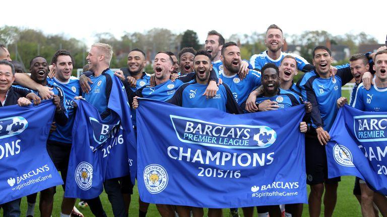 De Laet won a Premier League winners' medal with Leicester after making 12 league appearances last season