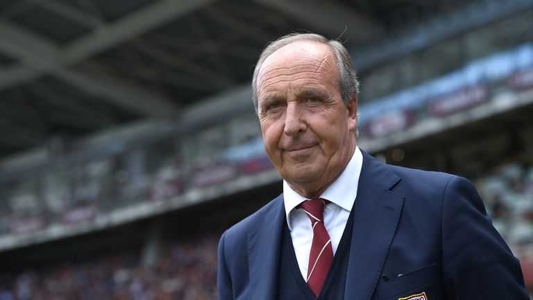 Gian Piero Ventura's future as Italy boss is in doubt