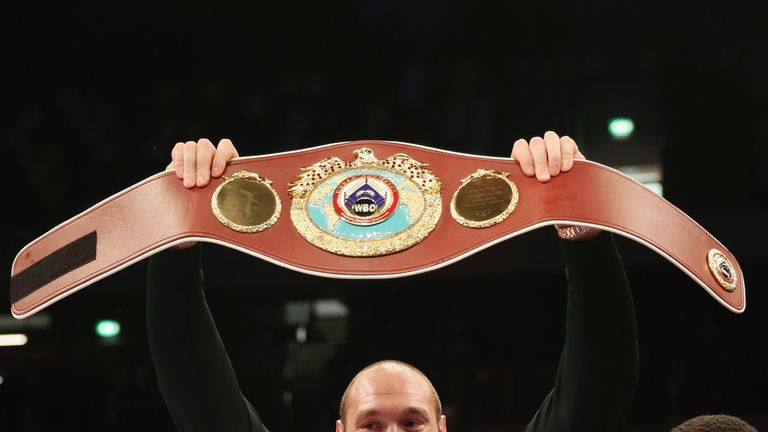 Tyson Fury could bet set to face German Manuel Charr, should he be allowed to return to the ring