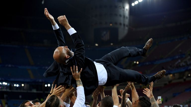 Image result for zidane champions league