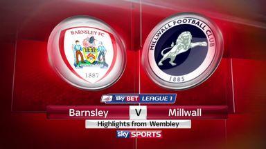 Barnsley 3-1 Millwall