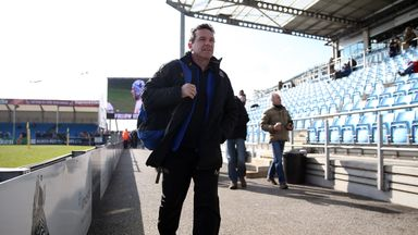 Mike Ford is preparing to pack his bags at Bath