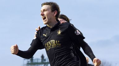 Falkirk midfielder Blair Alston is poised to sign for St Johnstone