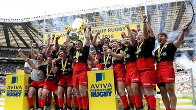 Saracens are back at Twickenham for the opening weekend of the Premiership