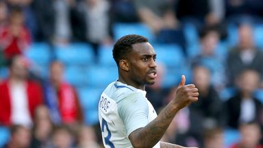 Danny Rose is relishing his battle with Ryan Bertrand