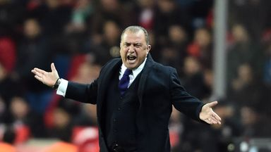 Fatih Terim's Turkey are chasing their first win over England