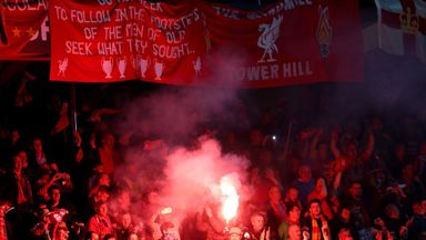 Liverpool and Sevilla have both been fined over crowd trouble at the Europa League final
