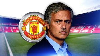 Jose Mourinho is close to agreeing terms with Manchester United