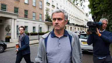 Jose Mourinho has agreed personal terms to become the next Manchester United manager