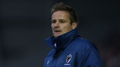 Neal Ardley: No new injury worries for AFC Wimbledon boss