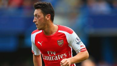 Mesut Ozil will discuss a new Arsenal deal after Euro 2016