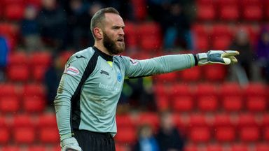 Alan Mannus is heading to France with Northern Ireland